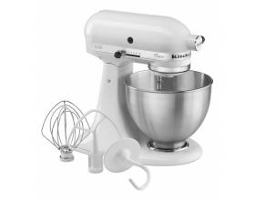 KitchenAid K45SS Classic Stand Mixer, Λευκό