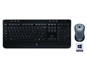 Logitech MK520 Wireless Keyboard and Mouse Combo -