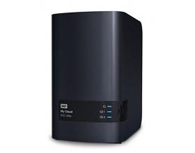 Western Digital NAS My Cloud EX2 Ultra 4TB WDBVBZ0040JCH