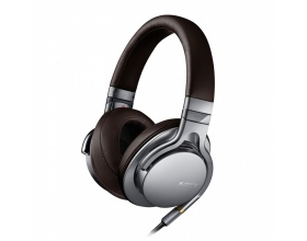 SONY MDR-1AS Ακουστικά Smartphone-Capable Silver