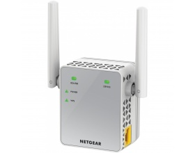 Netgear Range Extender EX3700-100PES RJ-45 100 Mbps & Wireless 750 Mbps