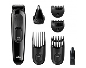 Braun MGK3020 Multi Grooming Kit -6-in-one