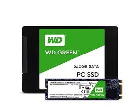 Western Digital Gree 240GB WDS240G1G0A