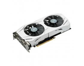ASUS NVIDIA GeForce GTX 1070 8 GB DUAL OC White VR