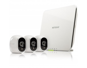 Netgear Arlo VMS3330 Smart Home Webcam Set 3 HD Cameras