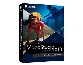 Corel VideoStudio Ultimate X10 Ultimate (PC)