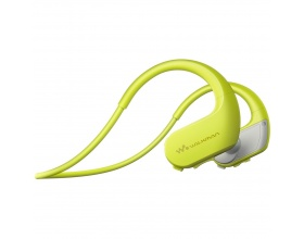 Sony NW-WS413 Waterproof All-in-One MP3 Player 4GB Lime Green