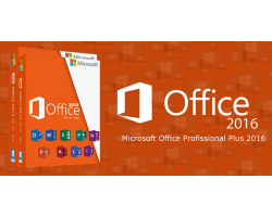 Microsoft Office Professional Plus 2016 Ηλεκτρονική Άδεια