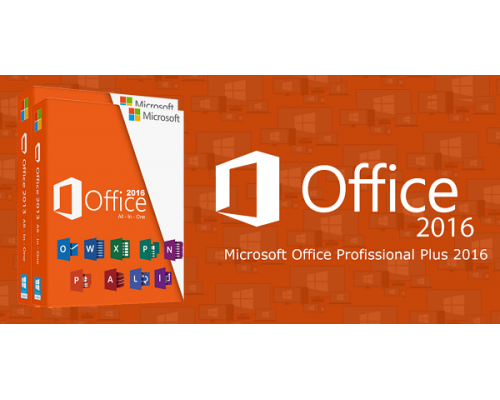 Microsoft Office Professional Plus 2016 κλειδί ενεργοποίησης