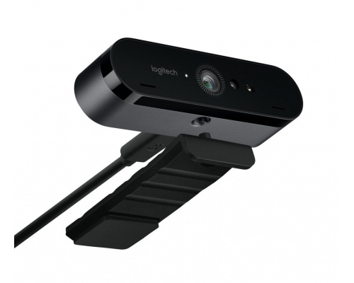 Logitech Brio 4 K Ultra HD Webcam