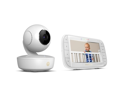 Motorola MBP36XL Baby Monitor με 5'' curved οθόνη