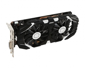 MSI GeForce GTX1060 6GB (GTX 1060 6GT OCV1)