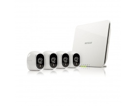 Netgear Arlo VMS3430 Smart Home Webcam Set 4 HD Cameras