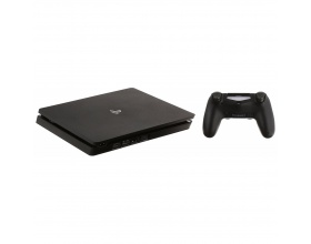 Sony Playstation 4 PS4 500GB Black EU & WipEout: Omega Collection