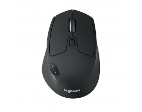 Logitech mouse Wireless optical M720 USB Black