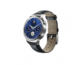 Huawei W1 SmartWatch (55020561) LEATHER ARMBAND - SILVER EU