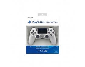 PS4 SONY NEW DUALSHOCK 4 WIRELESS CONTROLLER SILVER (EU)
