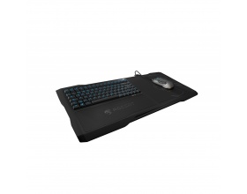 ROCCAT Sova Membrane Gaming board UK Layout