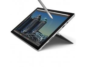 "Microsoft Surface Pro 4, Core m3 Skylake 6th Gen, Windows 10 Pro, 4GB RAM, 128GB, 12.3"" (2736x1824) Multi-Touch"