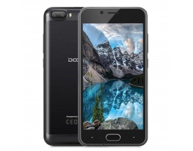 "Doogee Shoot 2 5"" IPS 4-Core 2GB RAM 16GB Black"