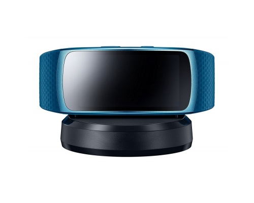 Samsung Gear Fit II Blue Large