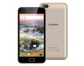 "Doogee Shoot 2 5"" IPS 4-Core 2GB RAM 16GB Gold"