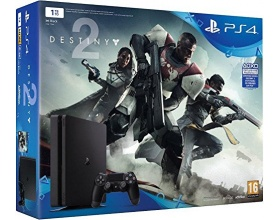 Sony PlayStation 4 1TB E Chassis Slim νέα κονσόλα HDR + Destiny 2