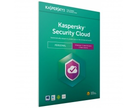 Kaspersky Security Cloud 2018 - Personal  | 3 Devices | 1 Year |