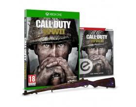 Call of Duty®: WWII + Digital Zombies Weapon Camo + Zombies Prima Strategy Add-On  [Xbox One]