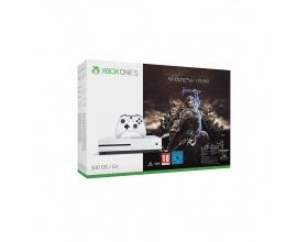 Microsoft Xbox One S 500GB & Shadow of War Bundle