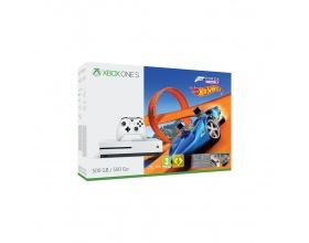 Microsoft Xbox One S 500GB & Forza Horizon 3 & Hot Wheels DLC