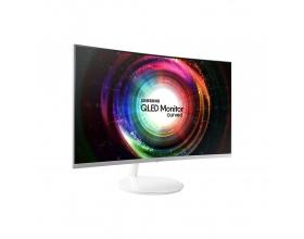 Samsung LCD LED 27'' C27H711QEU WQHD White Curved