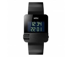 Ρολόι χειρός Braun prestige BN010 Black