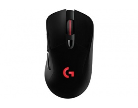 Logitech G703 Wireless Gaming Mouse  - Μαύροc