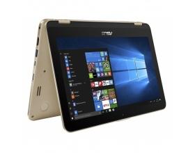 Asus VivoBook Flip 12 TP203NA N3350/2GB/32GB/W10) Gold