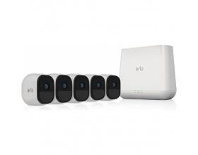 Κάμερα Ασφαλείας Netgear Arlo Pro + 5 HD Cameras VMS4530