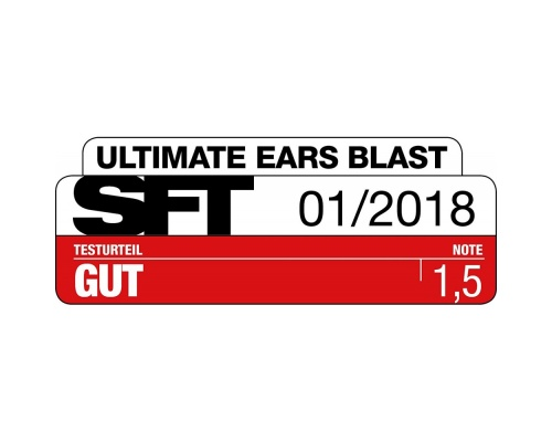Ultimate Ears Blast Graphite