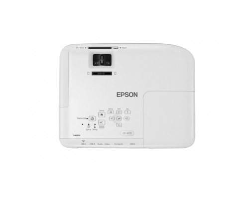 EPSON Projector EB-W05 3LCD (V11H840040)