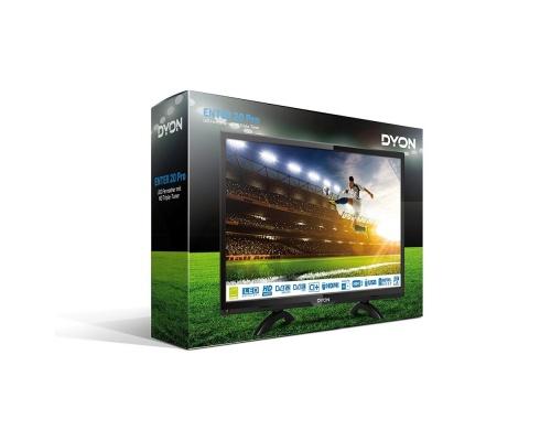 """Dyon Enter Pro TV (Triple Tuner) black 20"""""""