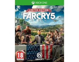 Far Cry 5 Limited Edition - [Xbox One]