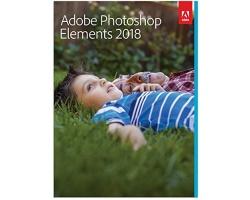 Adobe Photoshop Elements 2018 | PC/Mac | Disc Standard