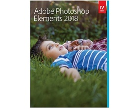 Adobe Photoshop Elements 2018 | PC/Mac | Disc Standard