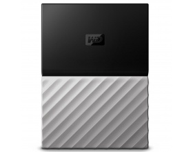 WD My Passport Ultra 3TB Black,Grey external hard drive 718037855110