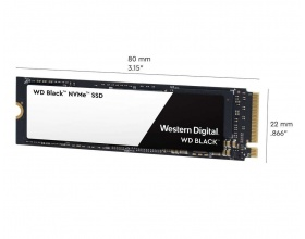 WD Black NVMe SSD 250 GB