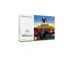 Microsoft Xbox One S 1TB BATTLEGROUNDS Bundle & Gears of War Ultimate Edition $ Quantum Break