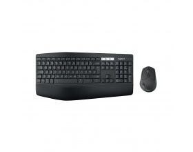 Logitech MK850 Wireless Performance Black QWERTY UK