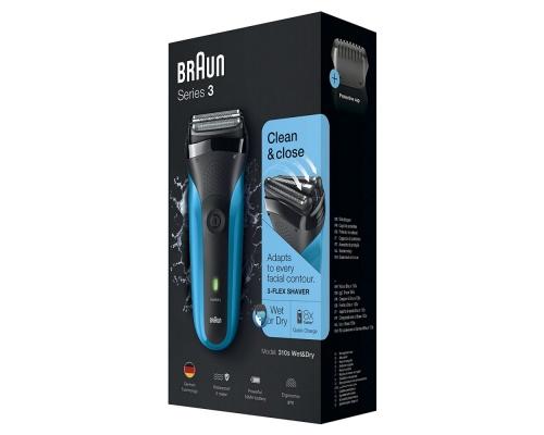 Braun 310s Series 3 Wet & Dry 491-BRA-S310