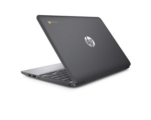 """HP Chromebook 11-v001na (Celeron N3060/4GB/16GB SSD) Chrome OS, 11.6"""" Silver"""