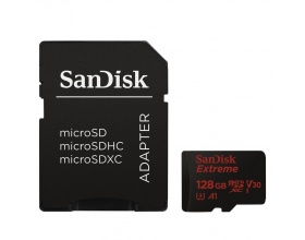 Sandisk microSDXC A1 100MB 128GB Extreme Pro KA291356