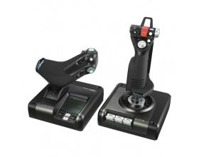 Logitech Saitek Joystic X52 Pro Flight System (945-000003)